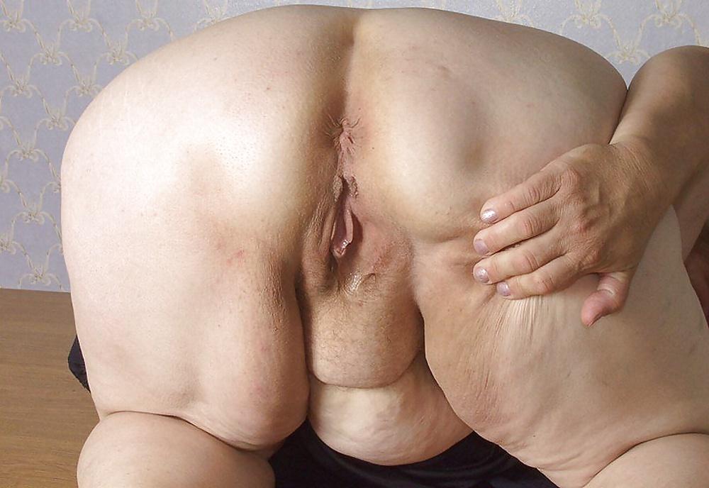 Пожилые Толстые Голые Жопы