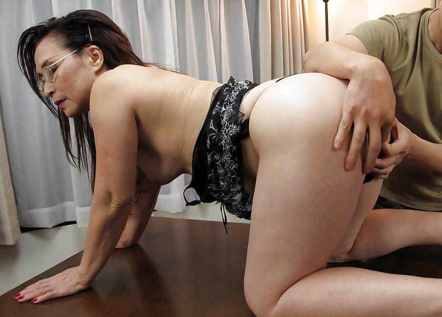 Порно Японки Мама Анал