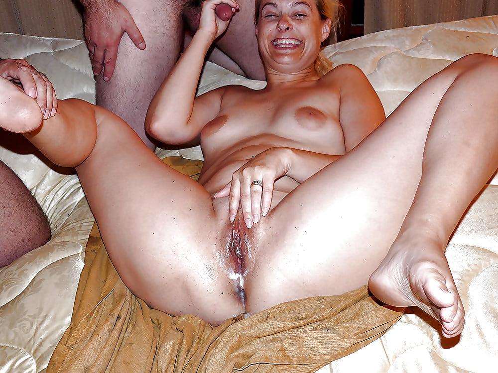 Mature Wife Creampie Porn