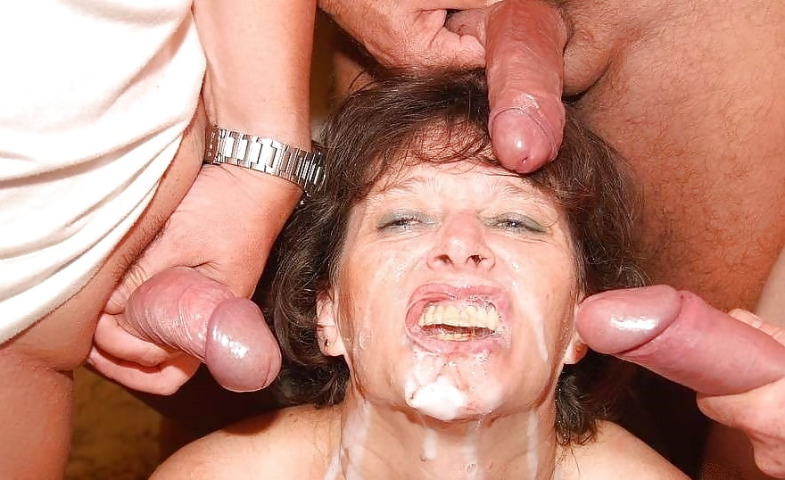 Сперму В Рот Зрелой Шлюхе