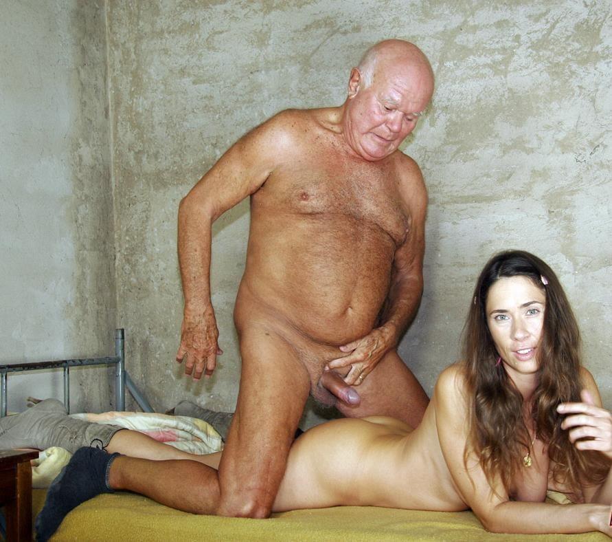 Секс Дедушка Домашние