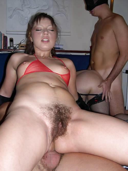 Домашний Секс С Волосатой Женой