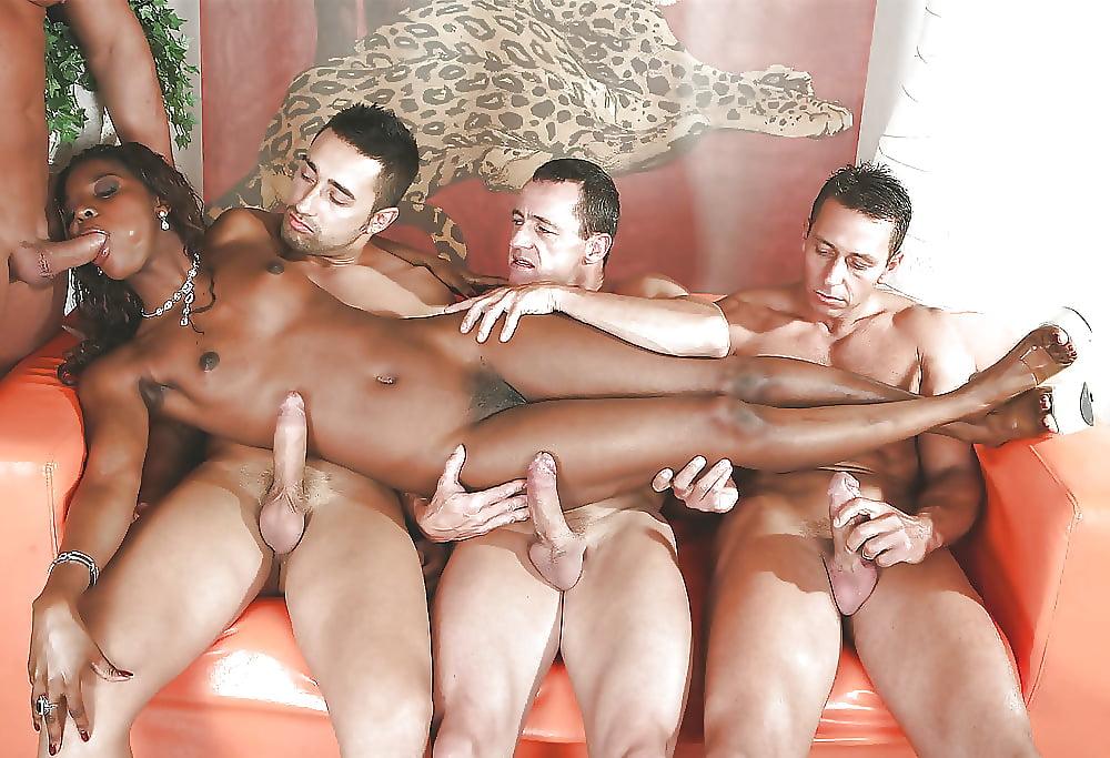 Порно Геи Красивое Групповуха С Большими Членами