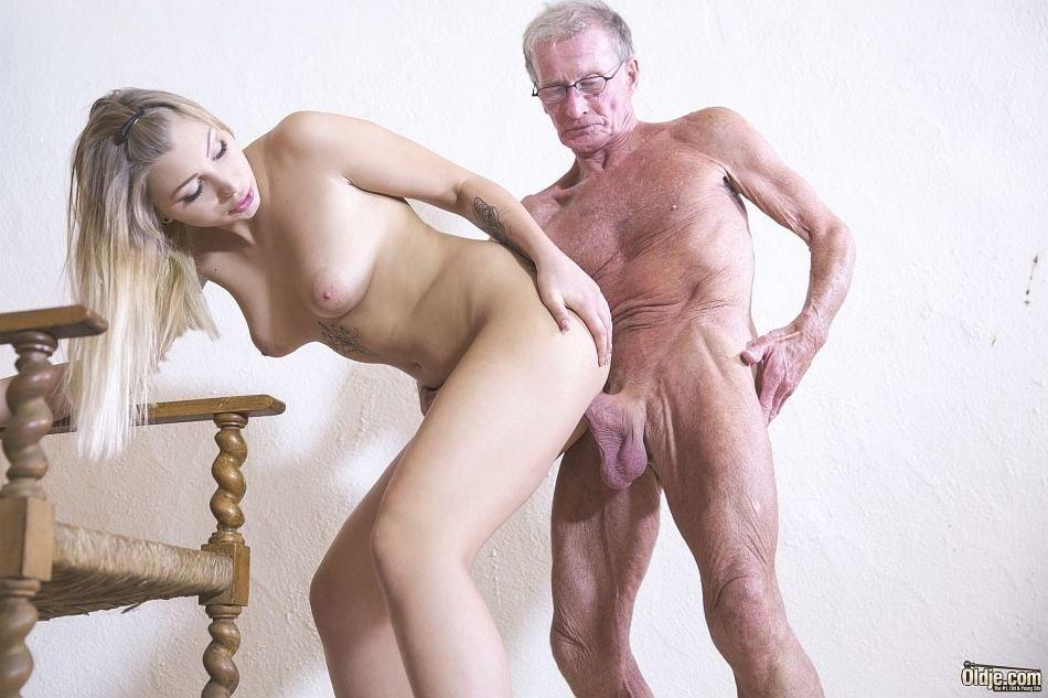 Секс старый хрен — 9