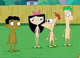phineas mom sex