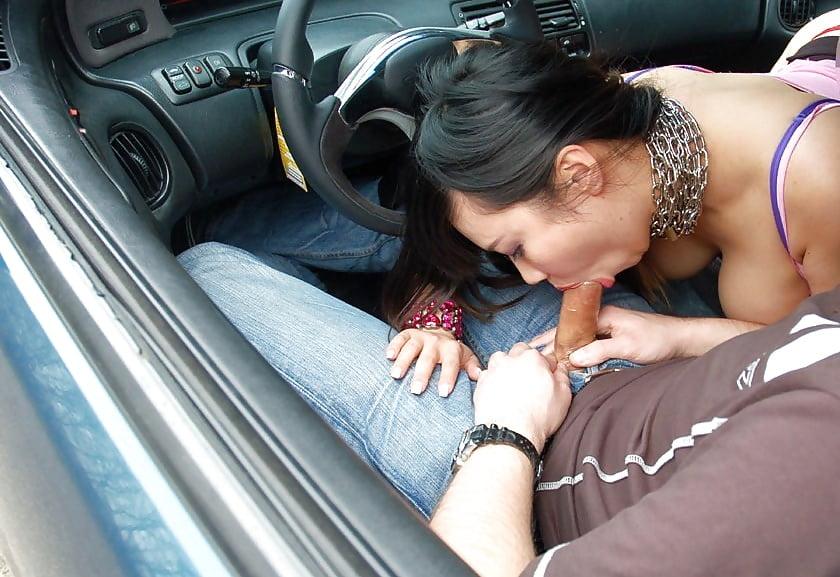 Oral sex car slutload, oralsexjapan pic