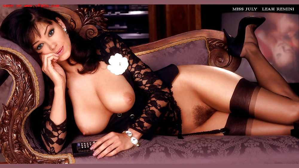 Ideal Leah Remini Hot Nude Pics