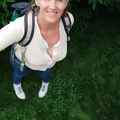 Lukerya On A Walk 05 29 2021