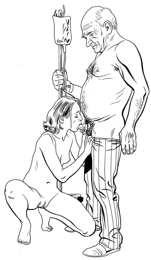 Shemale drawings