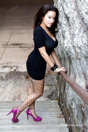 Asian Ebony Thick Sexy Busty Girls HOT