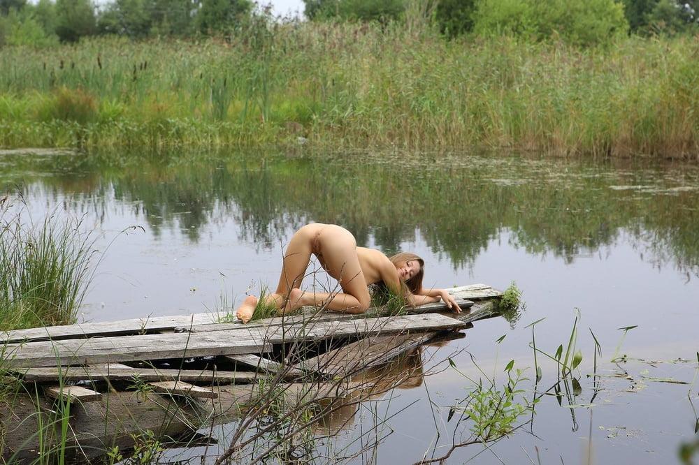 Порно жизнь в деревне возле речки видео — 3