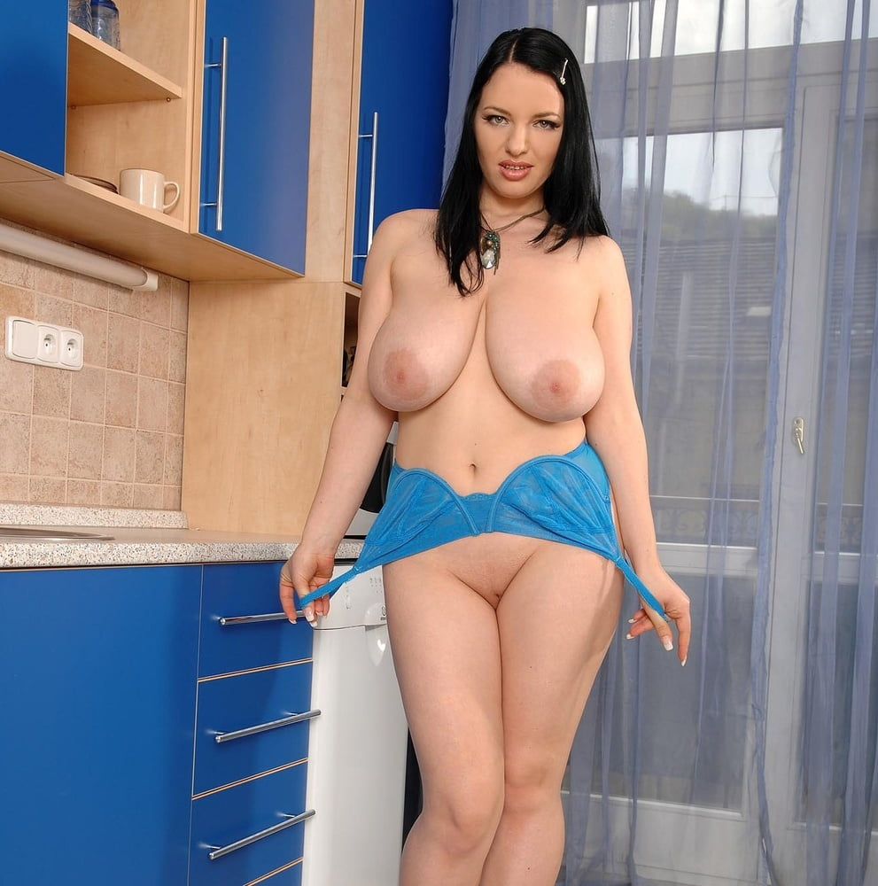 Nice breast shape