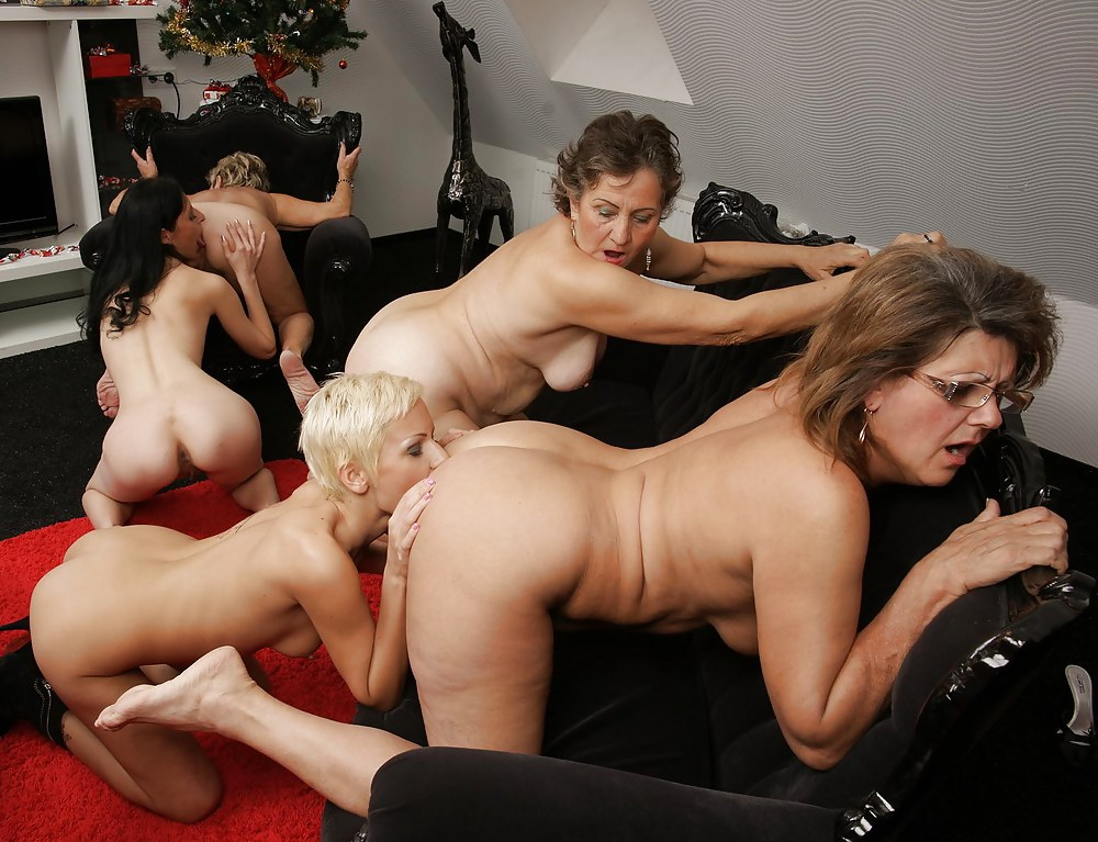 Older group sex parties — 12