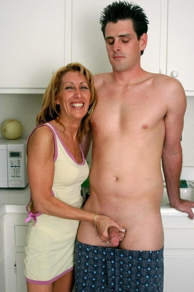 Milf relaxes moody young girl
