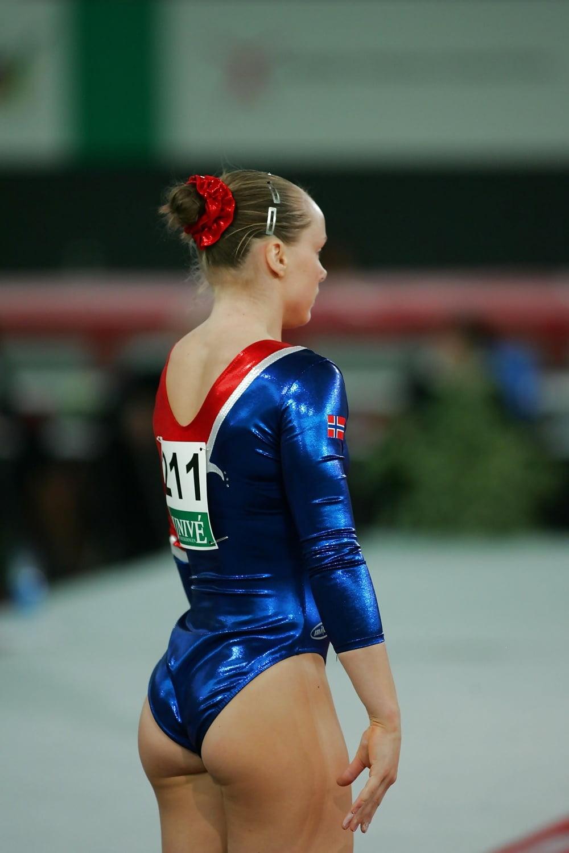 Gymnast booty pics 11