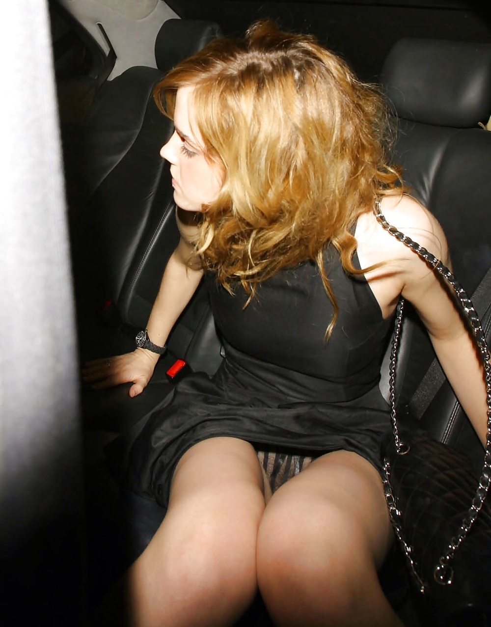 Emma watson hairy pussy for that