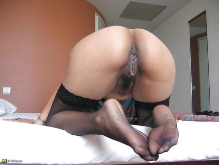 Ass, Feet, & Lingerie