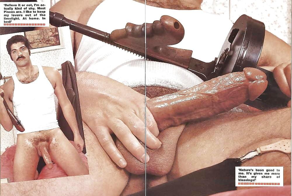 Dick Rambone Cumshots