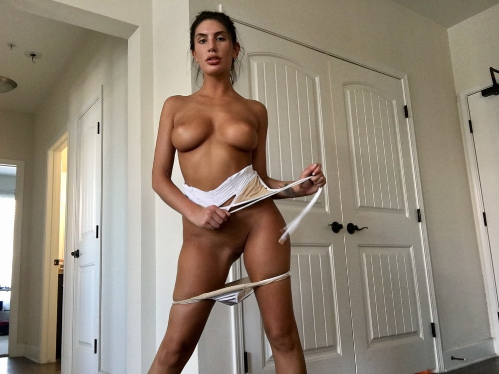August Ames 10