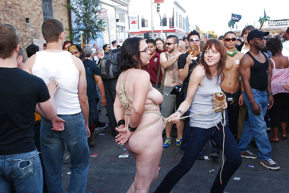 Naked party humiliation