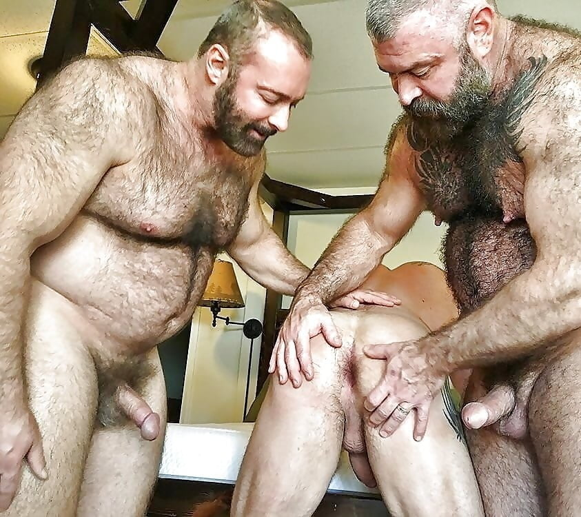 Gay bears fucking