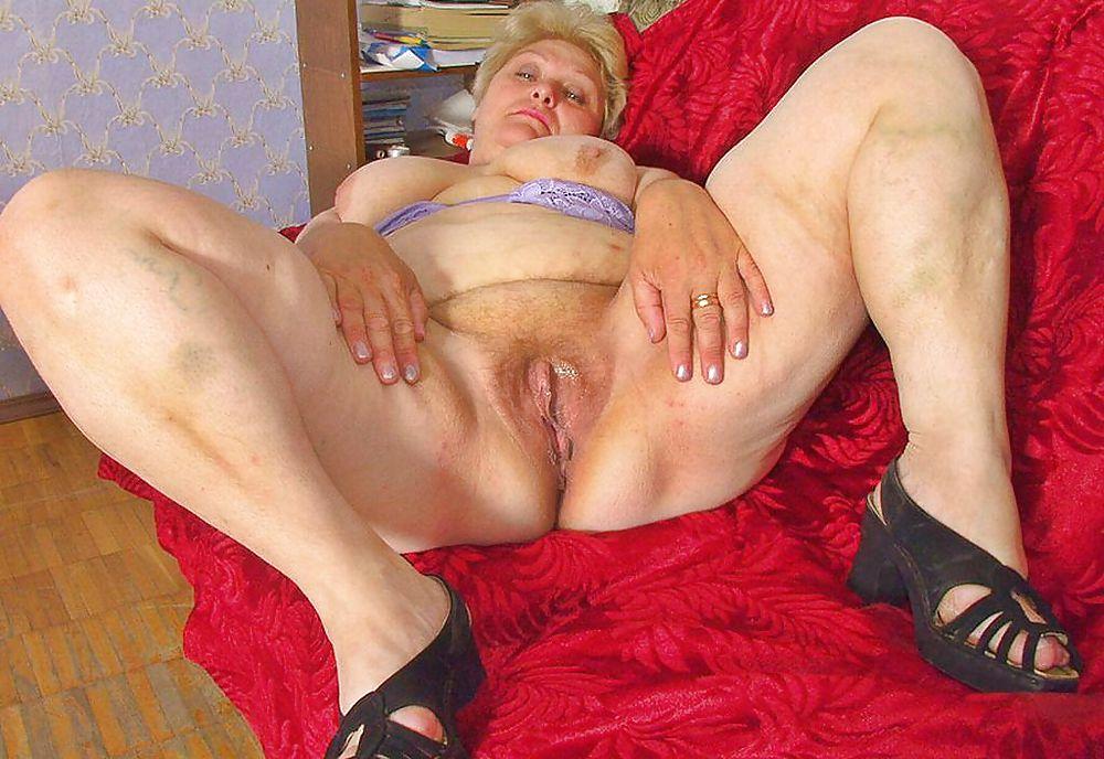Fat Old Granny Pussy Fucking
