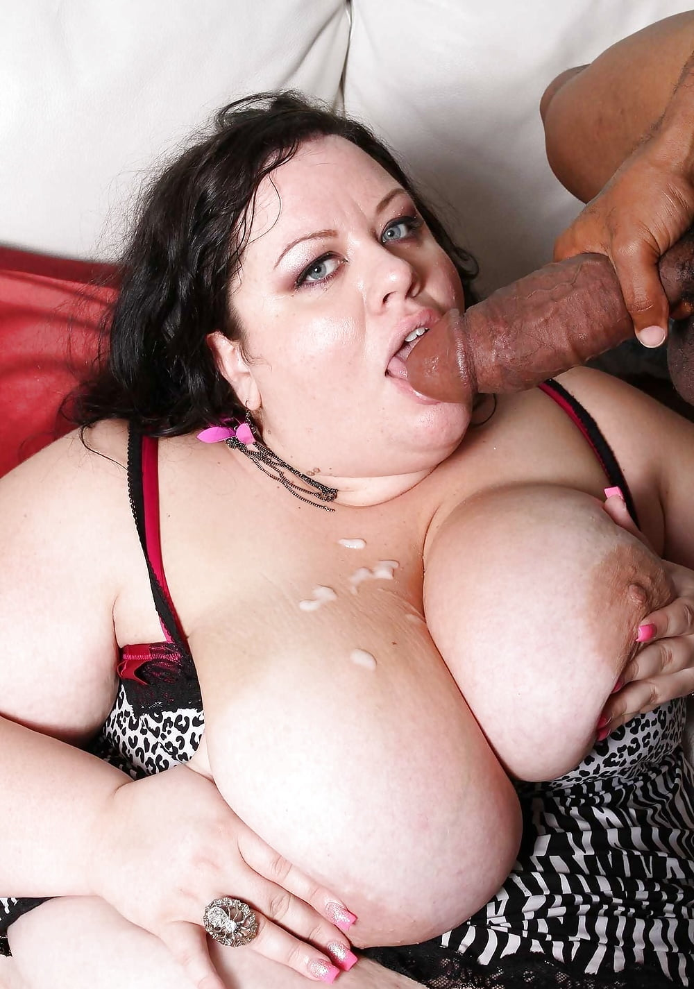 Bbw Cum On Her Face