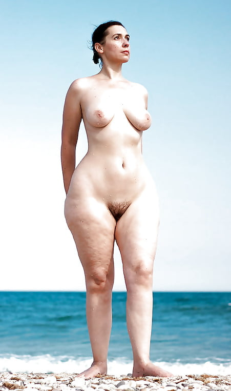 Nude tiny women with big hips