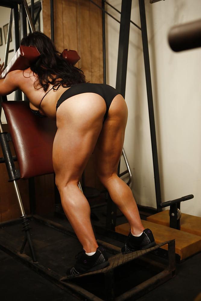 Girl muscle legs fucked hard — img 3