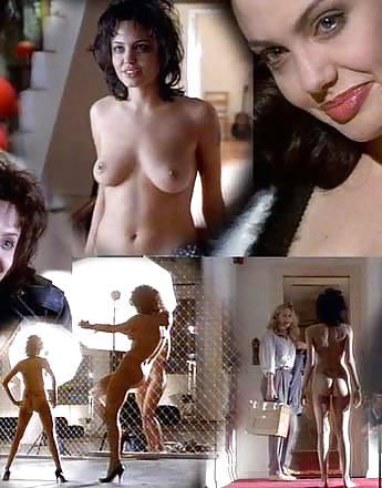 Free nude celebrity pictures angelina jolie fine hot nude butt