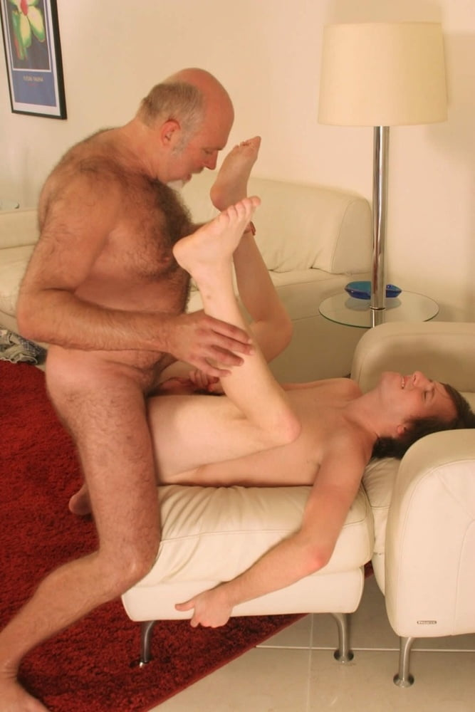 Mature men and very young boys 4