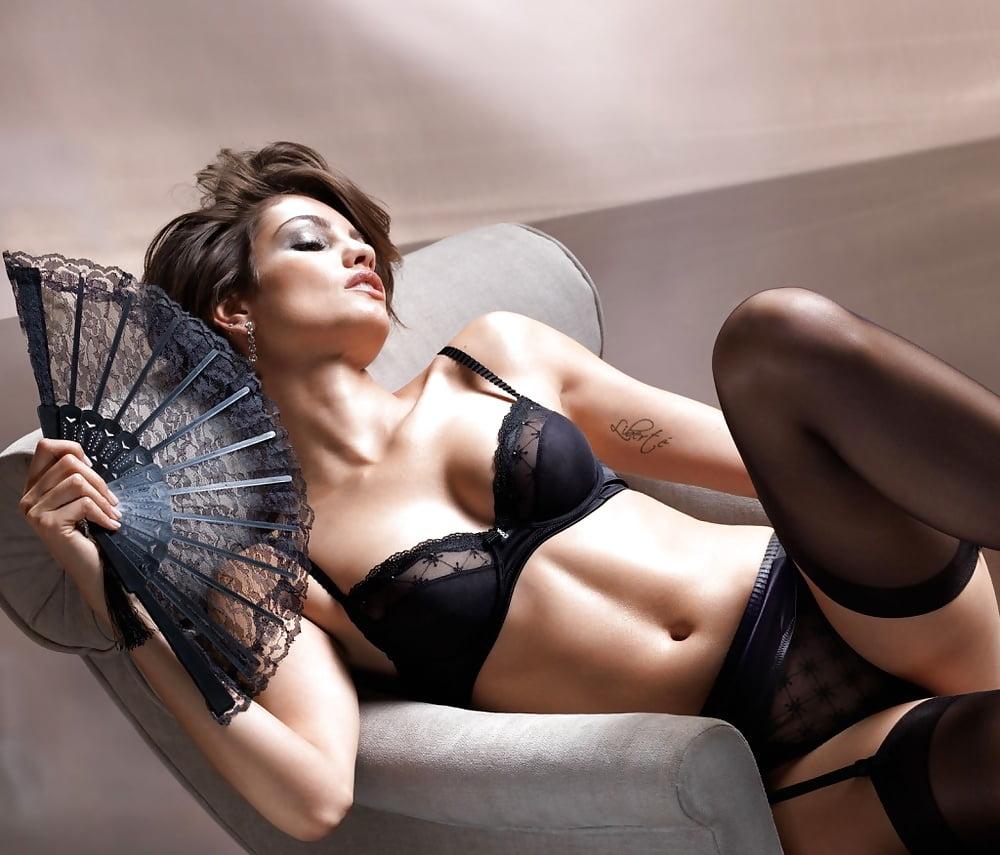 Buy melisa women's rosy bra and panty set stylish