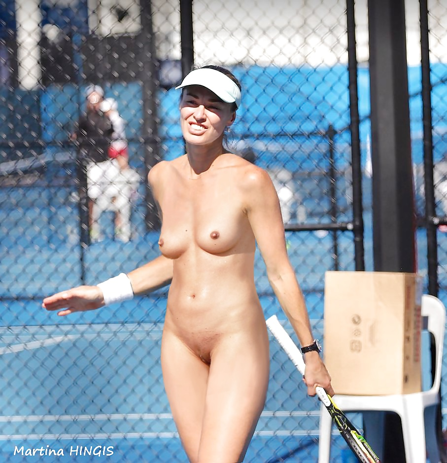 Fake hingis martina nude photo