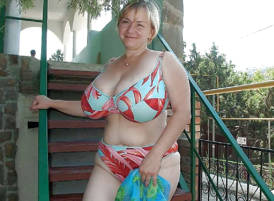 Think, mature nude bbw in bikini very grateful