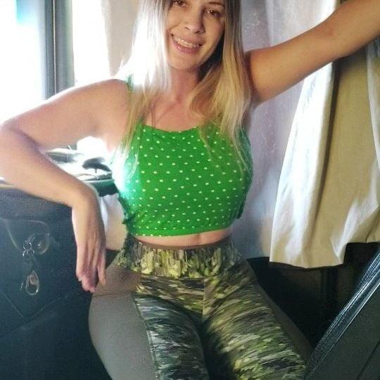 Aline Fuchter caminhoneira gostosa II - 69 Pics