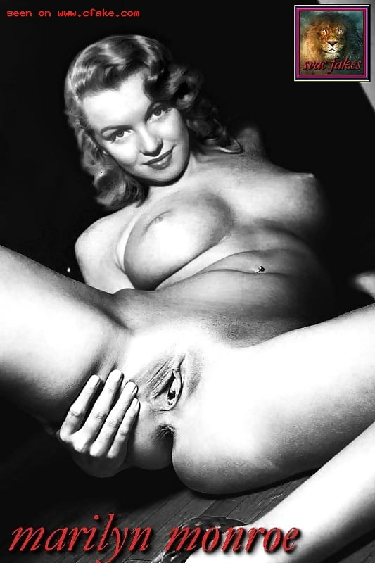 Marilyn monroe naked cunt — img 4