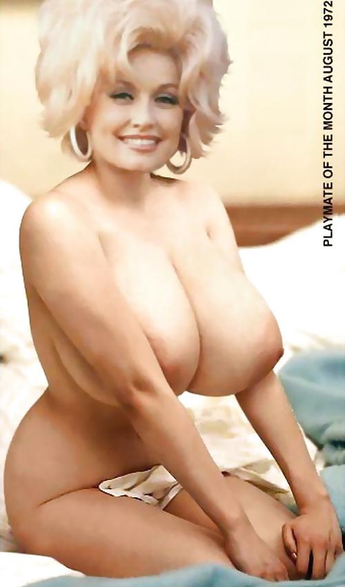 Dolly Parton Playboy Nude