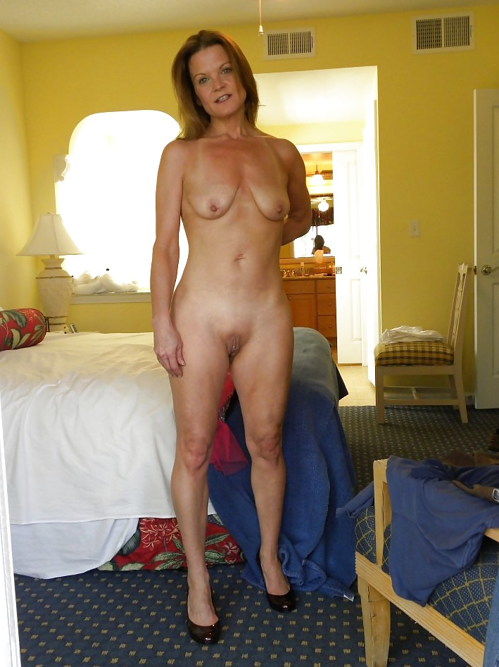 First nude amateur women — 9