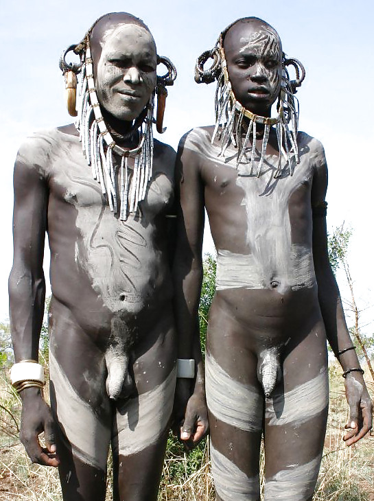 African boys naked Black gay