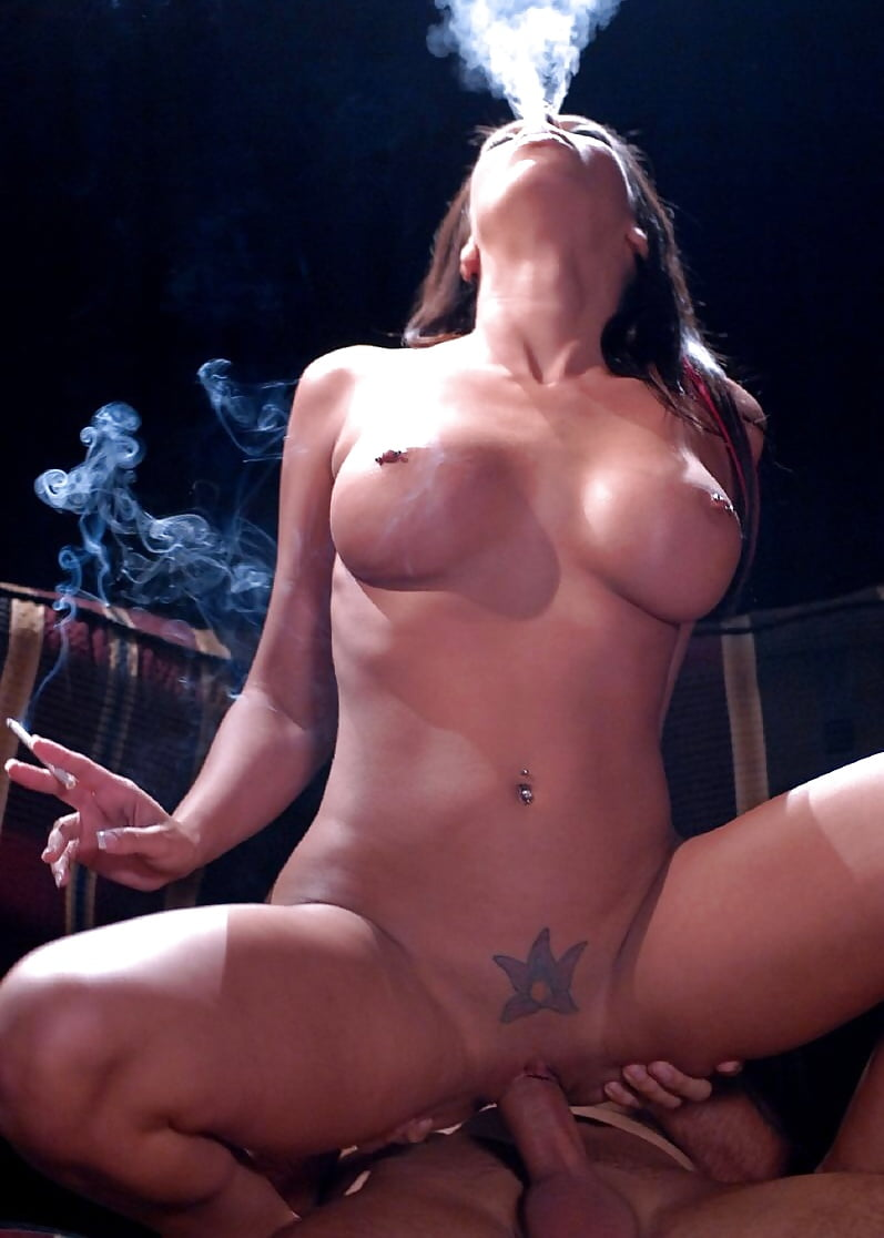 Facial sexy girls smoking weed porno big tit
