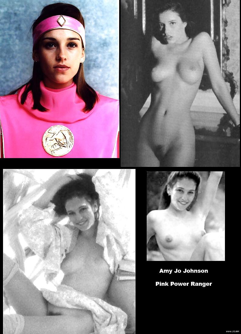 Amy Jo Johnson Bondage
