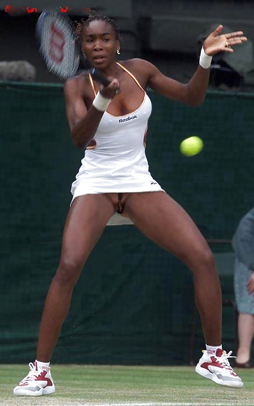 Venus and serena williams pussy