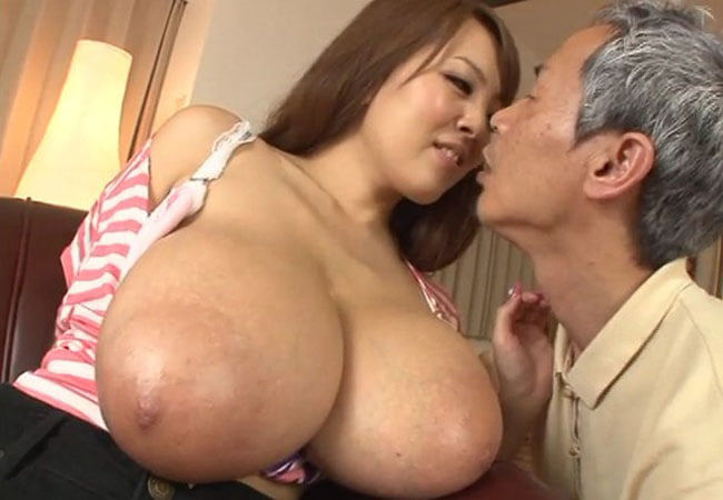 Oral asian with big boobs