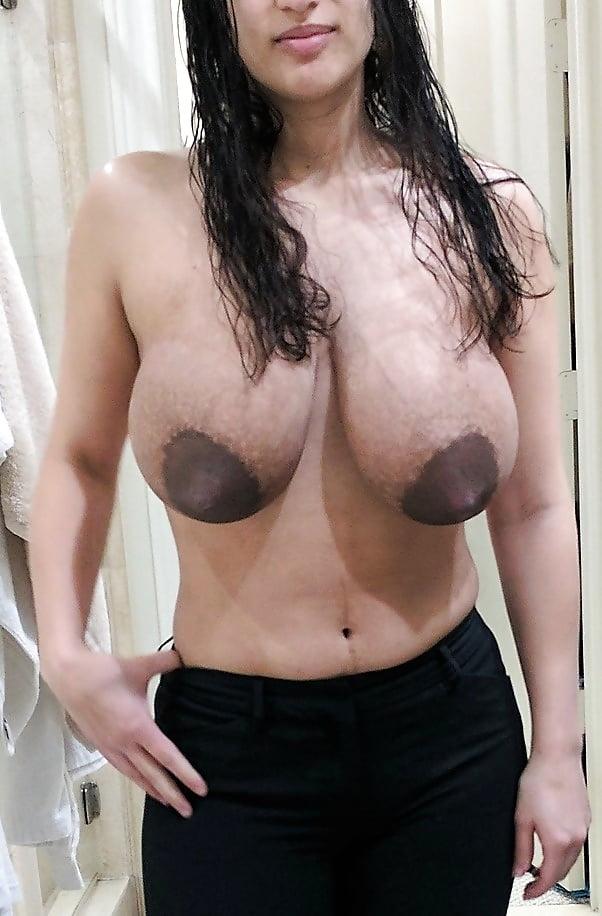Lesbian Big Tits Hard Nipples