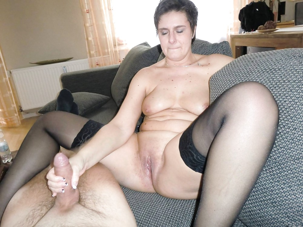 Hairy German Mature Beuty Pussy