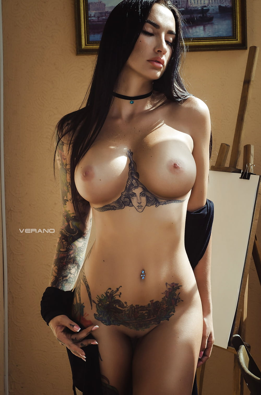 Inked Girls 2 ( 60 Pics )