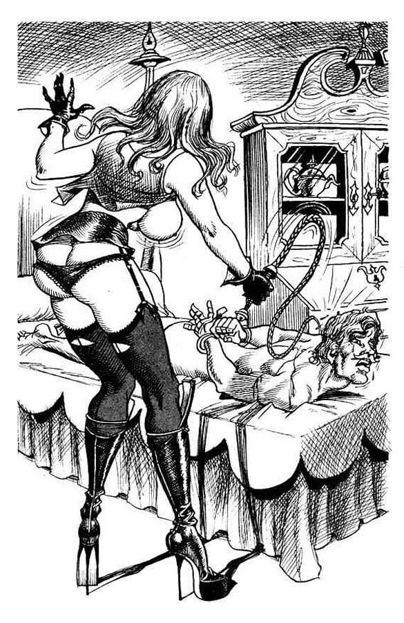 Bill Ward Drawings