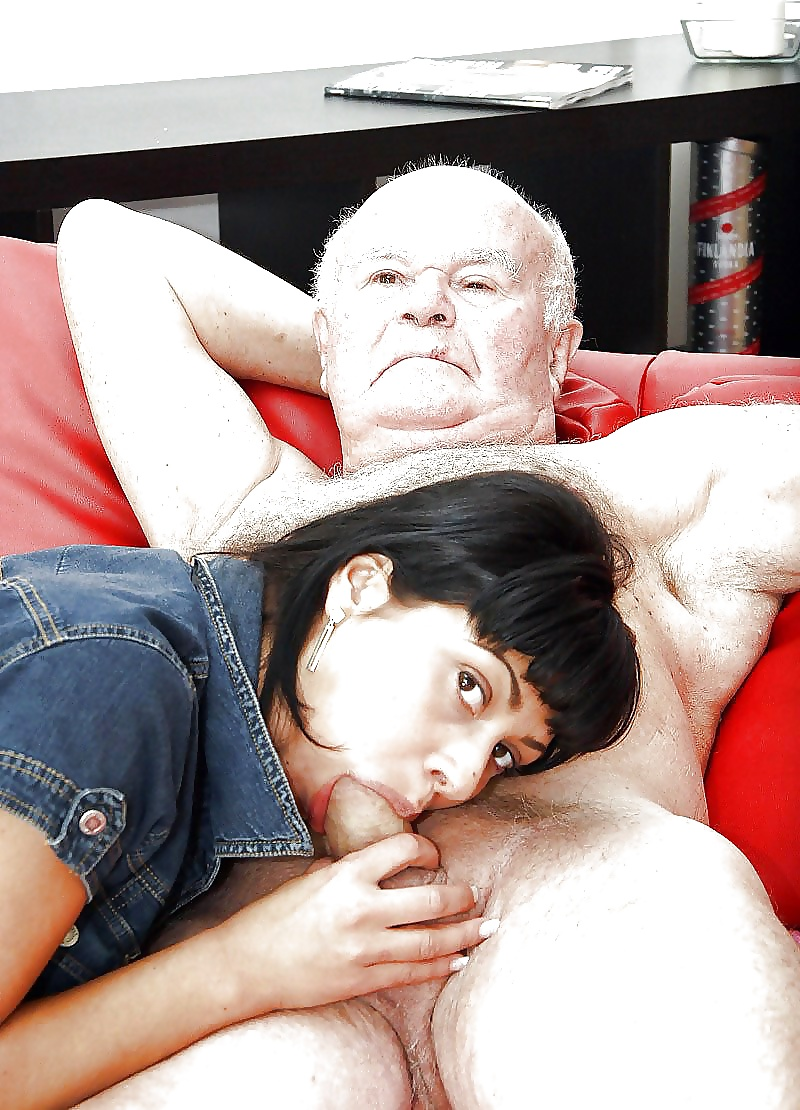 Old men who suck young cock — photo 4