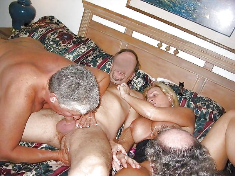 Mature bisex sex