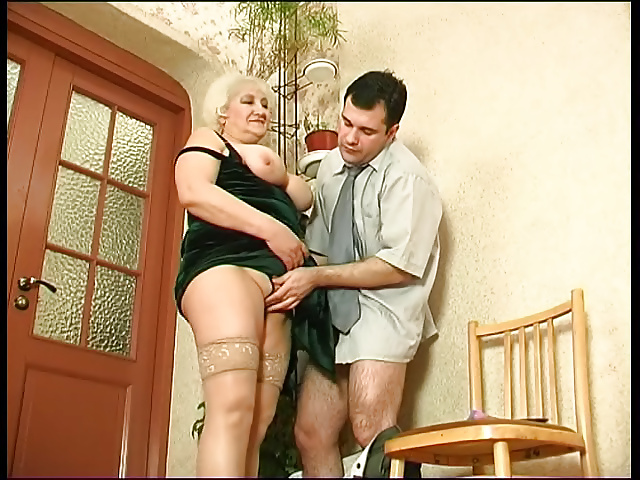 Wife catches her man fucking her mom-8017